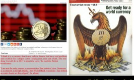 Global Economic Collapse July 20-27 2018?  Part 1